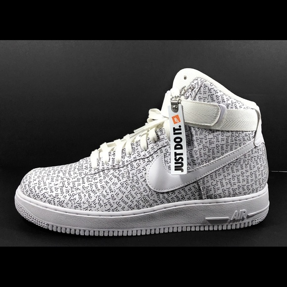 new product fe6f3 ccc99 Nike Air Force 1 High '07 LV8 JDI Men's Sneakers NWT